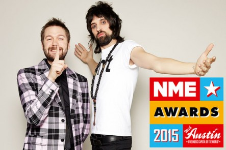 2015 NME Music Awards Photo: Ed Miles/NME