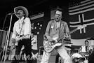 Joe Ely and The Clash Onstage