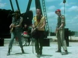 The Clash and Joe Ely Band
